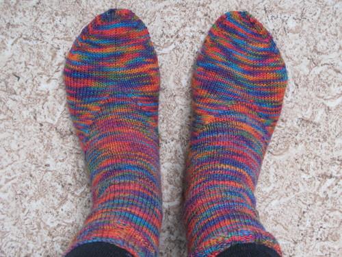 Arch Shaped Socks